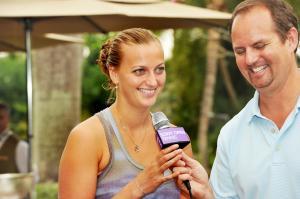 Petra Kvitova interview