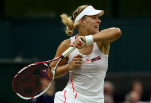 Angelique Kerber Wimbledon 2013 pictures and interview
