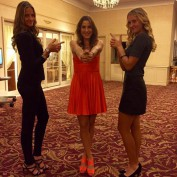 karolina-pliskova-belinda-bencic-kristina-mladenovic-wta-tokyo-toray-pan-pacific-open-players-party-sexy-james-bond-girls-tennis-blondes