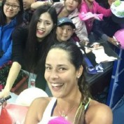 ana-ivanovic-china-open-beijing-wta-on-court-selfie-tongue-out-funny-face
