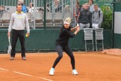 timea-bacsinszky-backhand-training-french-open
